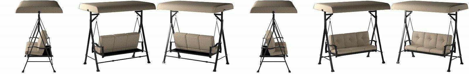 NEW Seat Patio Swing Cushion Free Shipping