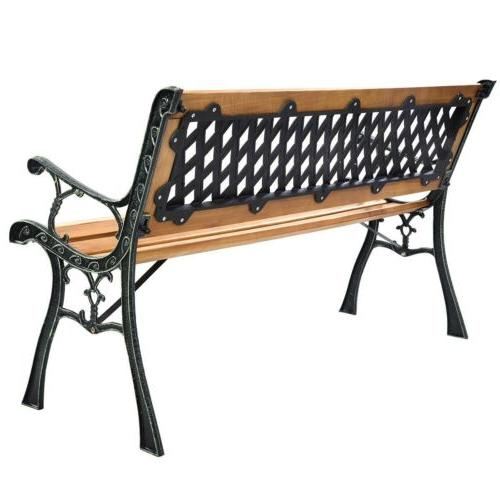 Outdoor Porch Deck Iron Park