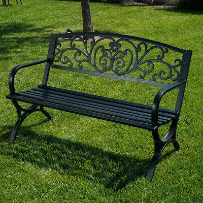Outdoor Garden Furniture Seat Backyard
