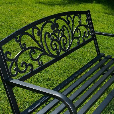 Outdoor Bench Patio Garden
