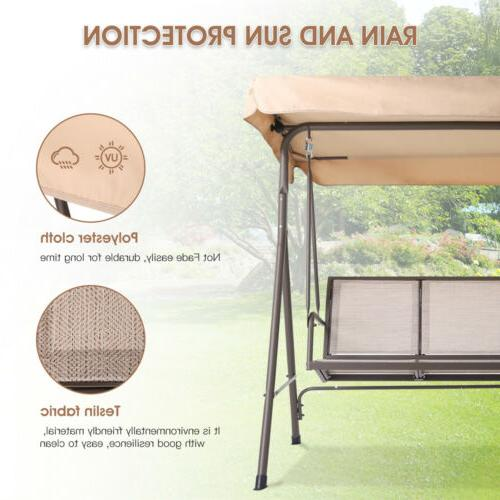 Waterproof Patio Canopy Awning Chair Seat