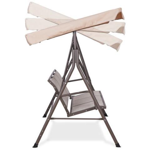 Waterproof Swing Canopy Chair Lounge Seat