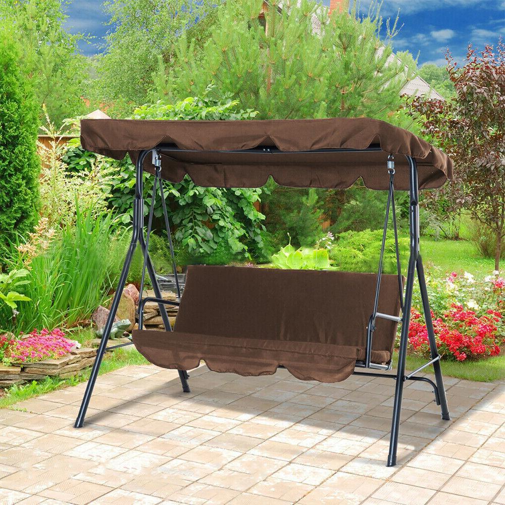 Swing Canopy Top Seat