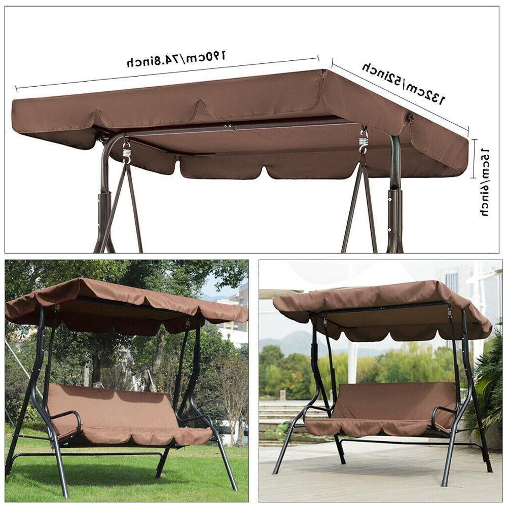 Patio Swing Replacement Top Seat