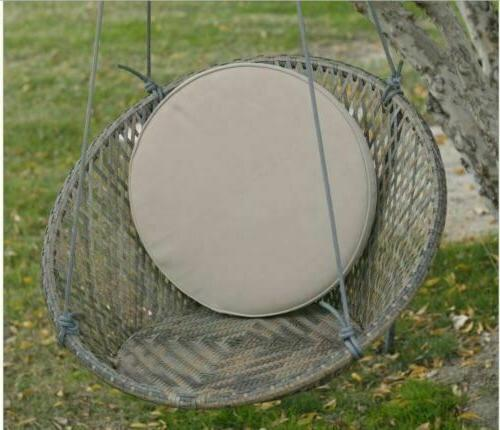 Outdoor Chair Hanging Swing Resin Wicker Porch Furniture