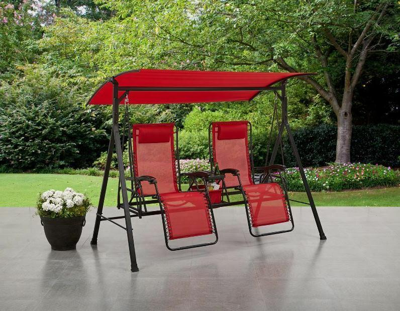 Outdoor Porch Chair Big Gravity Canopy Furniture