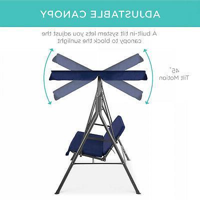 Outdoor Patio Canopy Deck Porch Seat