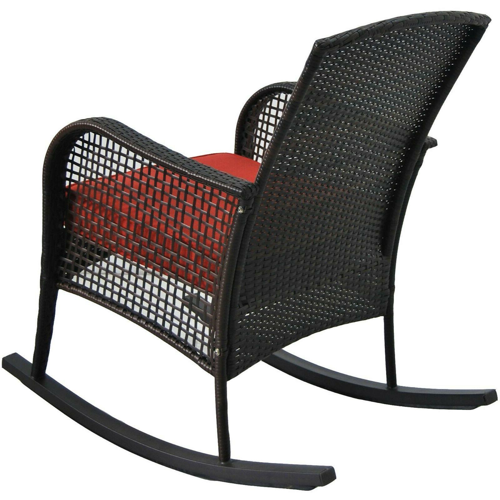 Outdoor W/ Cushion Chair