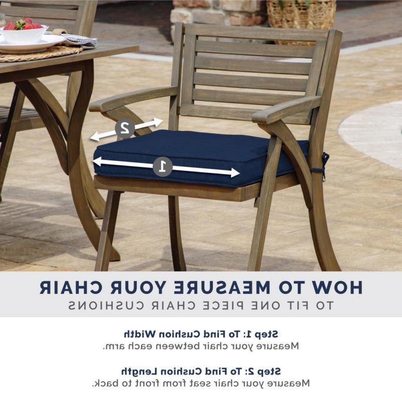 Patio Bench Cushion Porch Home Decoration PC
