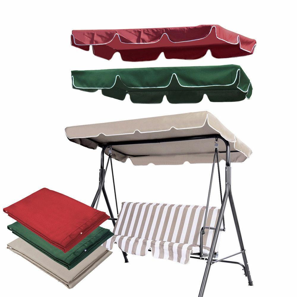 patio outdoor garden swing 300d canopy replacement