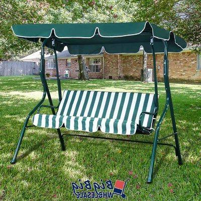 Patio Porch Canopy Seat Hang Bench