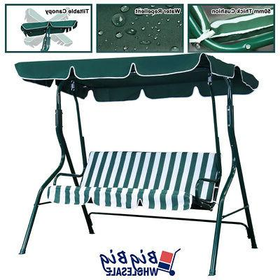 patio porch swing chair canopy outdoor lounge