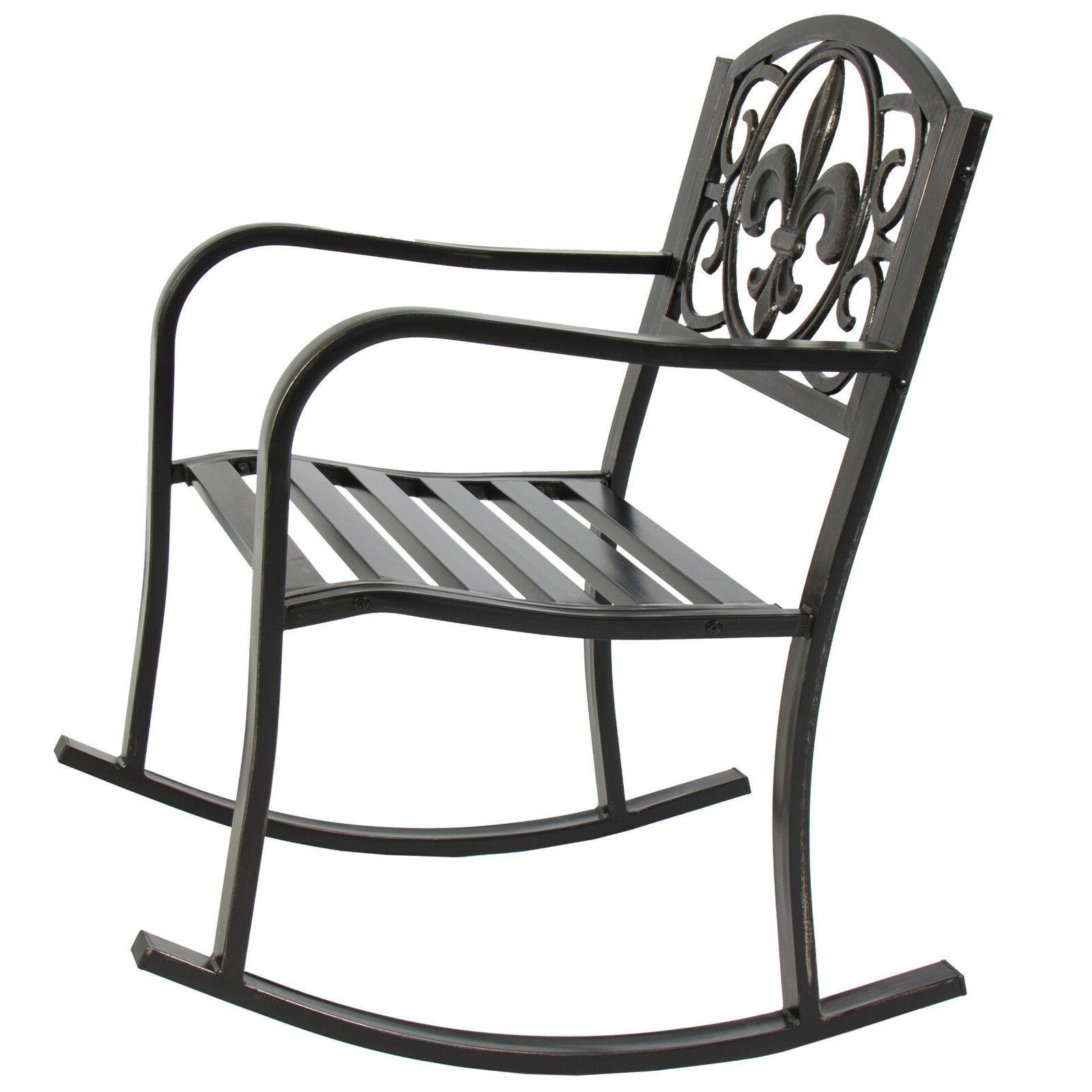 Patio Chair Outdoor Porch Seat Deck Garden