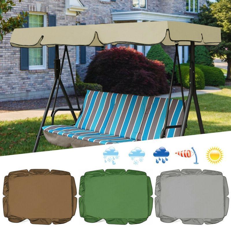 Swing Bench Chair Patio Hammock Canopy Garden Porch Outdoor