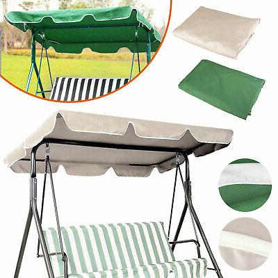 patio swing canopy top cover replacement outdoor
