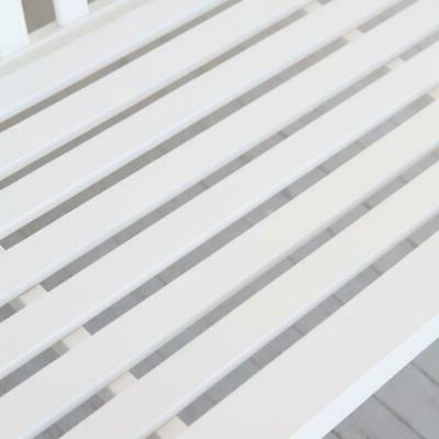 All-Weather Curved Back Wood Porch Swing Paint