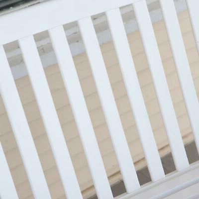 All-Weather Wood Porch Swing - Paint