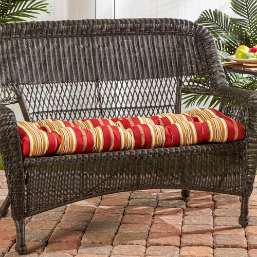 Porch Swing Cushion Padding Outdoor Patio Seat
