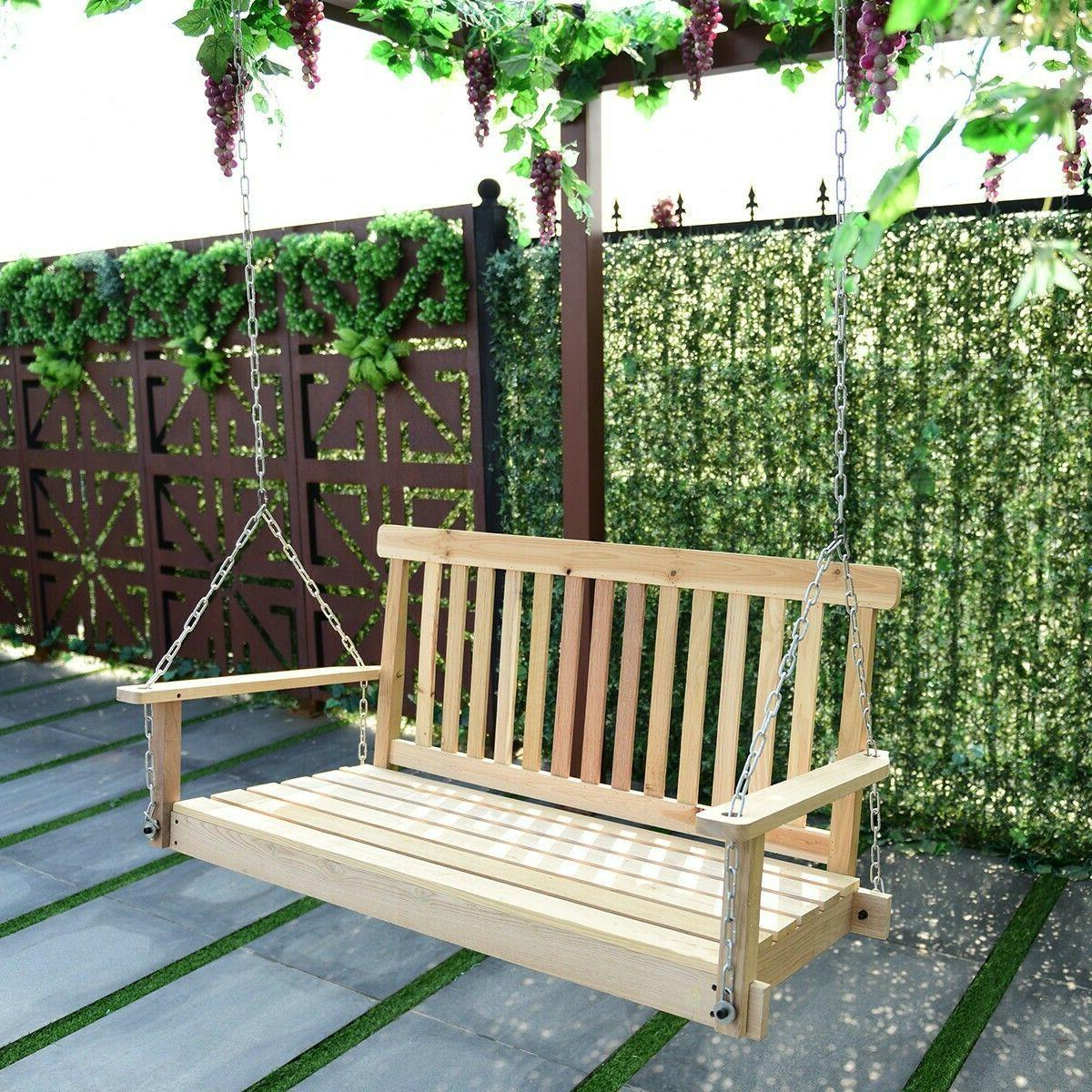 Porch Swing Seat Bench