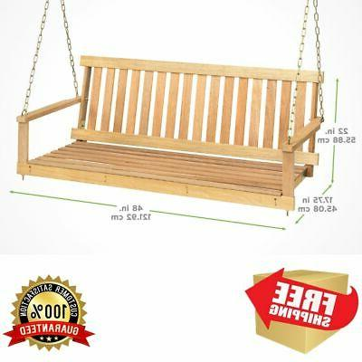 Porch Swing 4ft Yard Garden