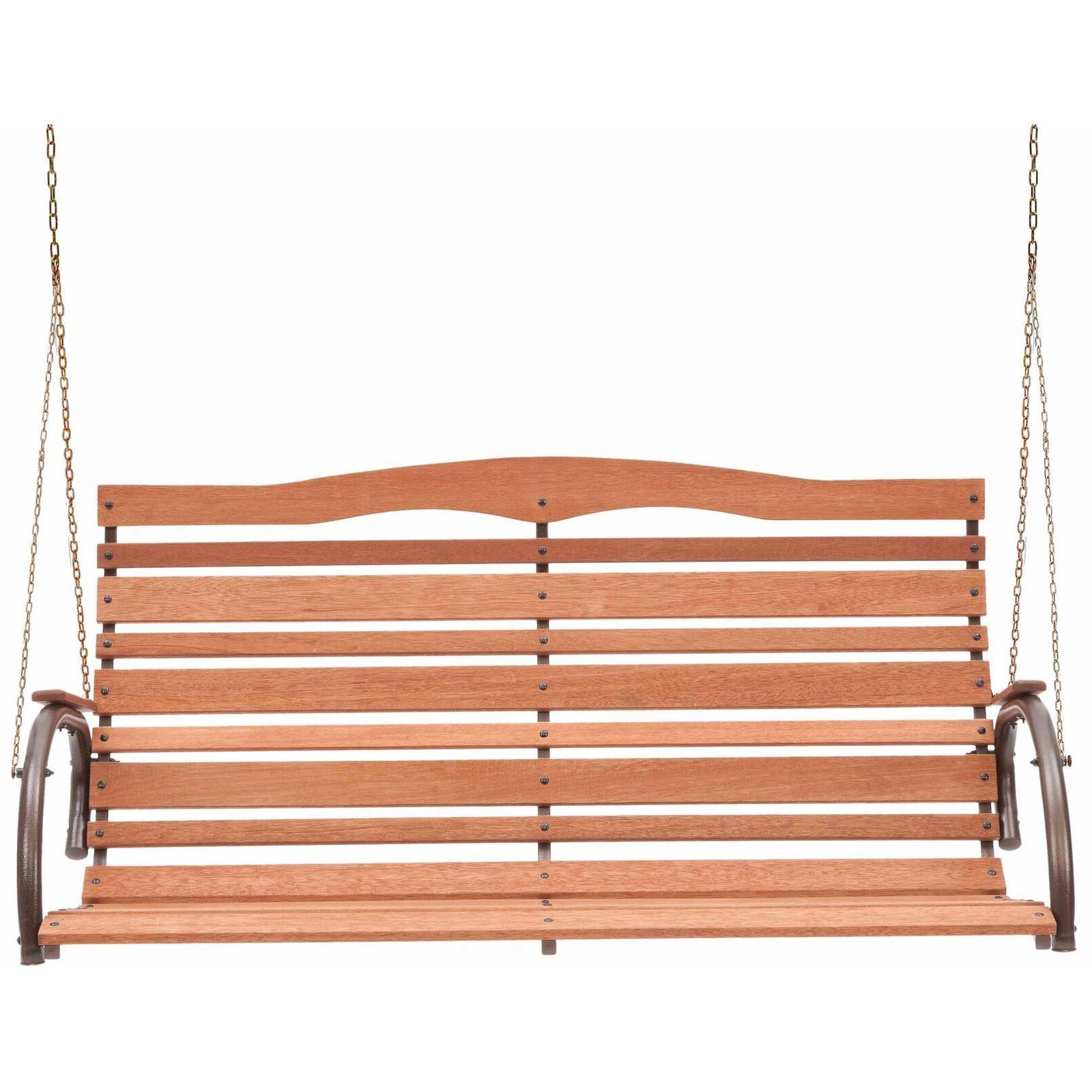 Porch Swings Sale Solid Wood Kit Loveseat 4 Foot Deck Patio