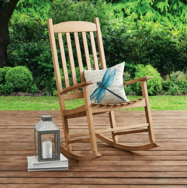 Rocking Chair Rocker Porch Balcony Seat Seating Bistro