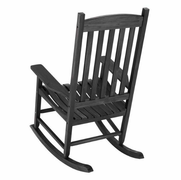 Rocking Chair Rocker Balcony Seat Seating Outdoor Bistro Cafe