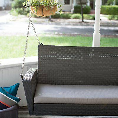 Coral Porch Cushion