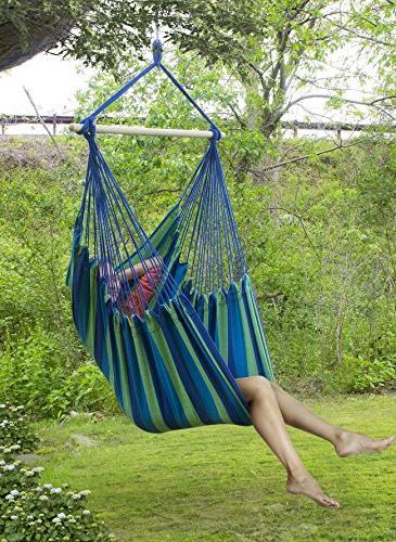 Sorbus Hammock Chair Swing Indoor or