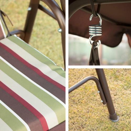 Canopy Chair Backyard Awning Furniture Person