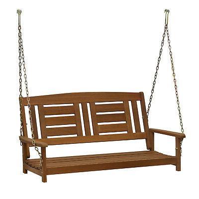 tioman teak hardwood hanging porch