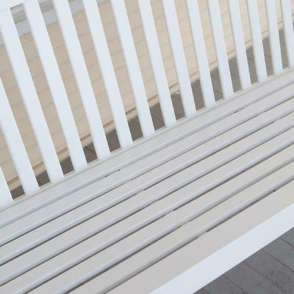 All Weather Acacia Wood Swing Relax Comfort Dura