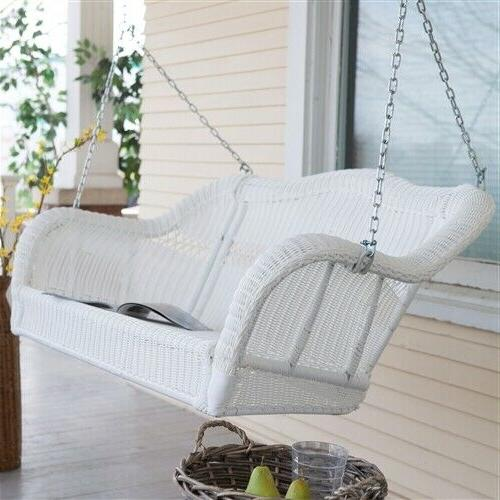 Wicker Swing Hanging -Contemporary Furniture