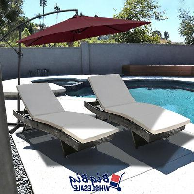 Patio Porch Pool Chaises Lounge Chairs Cantilever Umbrella Stand