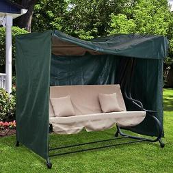 Garden Furniture Protector UV Wind Water Patio Swing Chair C