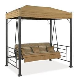 Garden Winds Replacement Canopy for Sonoma Swing, RipLock 35