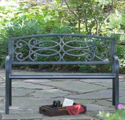 Metal Outdoor Garden Porch Patio Entryway Picnic Outside Ben