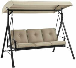 new outdoor mainstay 3 seat porch