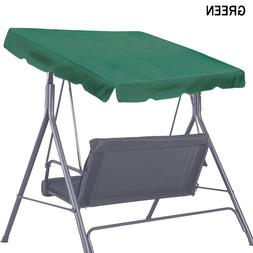 """New Patio 77""""x43"""" Swing Hammock Canopy Replacement Top Cover"""