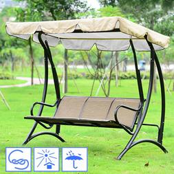 Swings Top Cover Patio Porch Hammock Bench Canopy Replacemen