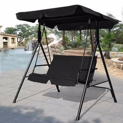 Outdoor Loveseat Patio Canopy Swing Furniture