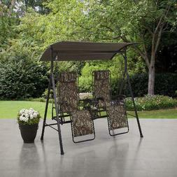 Outdoor Porch Swing Chair Big And Tall Zero Gravity Reclinin