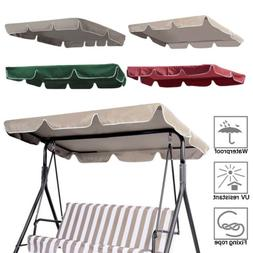 outdoor swing top cover canopy replacement 300d