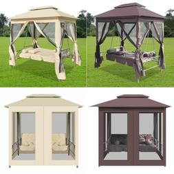 Patio Gazebo Swing Chair Garden Outdoor Porch Seat Daybed Ha