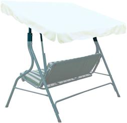 Benefitusa Patio Outdoor Swing Canopy  Porch Top Cover Seat