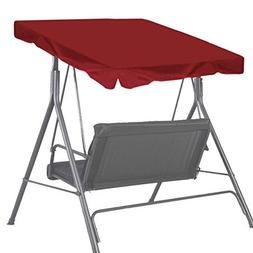 BenefitUSA Outdoor Patio Swing Canopy Replacement Porch Top