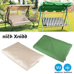 Patio Swing Canopy Top Cover Replacement Outdoor Garden Yard