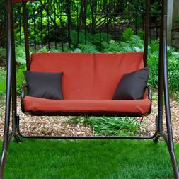 patio swing with canopy garden porch outdoor
