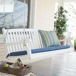 Coral Coast Pleasant Bay All-Weather Curved Back Acacia Wood