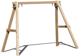 Ecommersify Inc Porch Swing Stand for 5 FT Swings A FRAME -